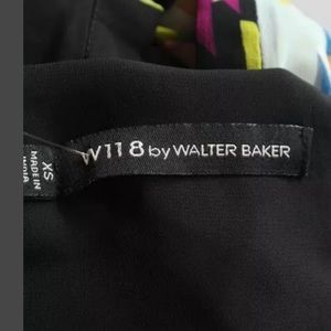 W118 by Walter Baker Tops - WII8 BY WALTER BAKER BUTTON DOWN  EXTRA SMALL